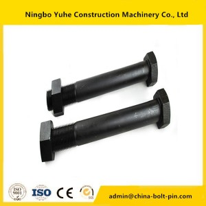 customized high quality Bolt And Nut With Best Price