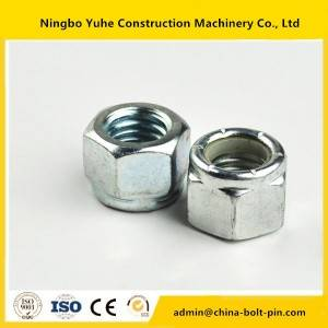 China customized design Various sizes high quality  nuts
