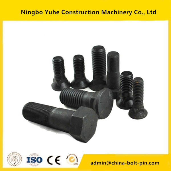 China Cheap price High Strength U Bolt -