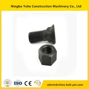 Super Purchasing for Cnc Machining Stainless Steel/steel Blackened Cap Round Head Dowel/locating Bolt Long History Machining