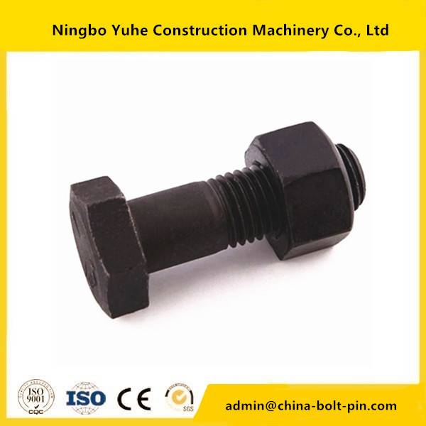 2017 Good Quality Exvavator Track Bolt Nut -