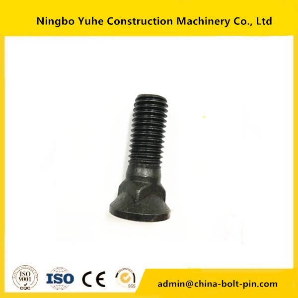 2019 Latest Design Inner Hexagon Socket Cup Head Screw Hex Left Hand Reverse Bolts Black 12.9 Grade Featured Image