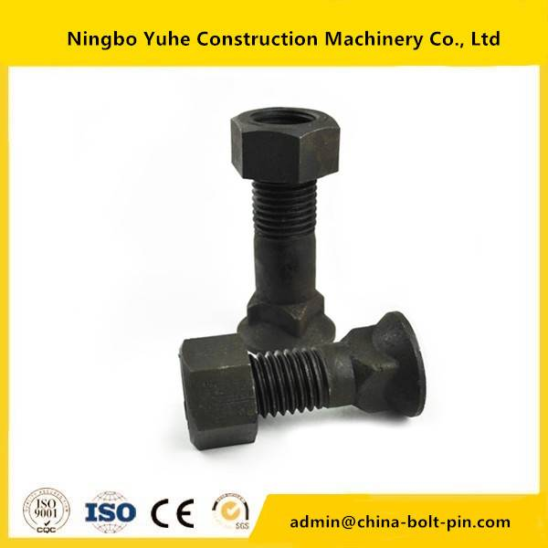 OEM China Track Bolt And Nut -