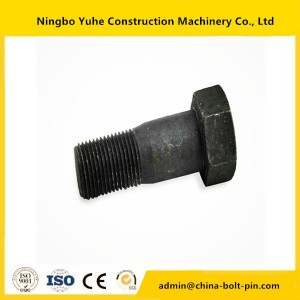 Factory Supply Hengshengda Bucket Tooth Pin For Excavator Sk200,Kobelco Spare Excavator