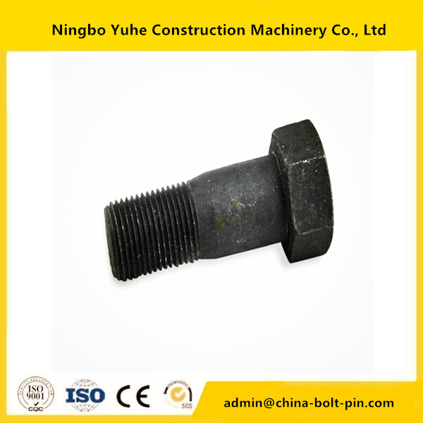 china bolt manufacture 12.9 grade track bolt & Nuts for excavator Featured Image