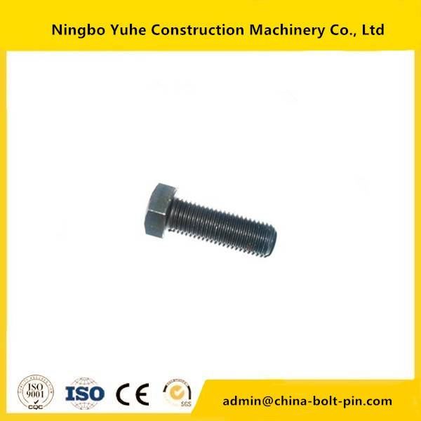 1D-4709 hex bolt ,OEM excavator bolt and nut Featured Image