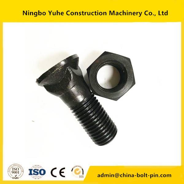 Discount wholesale Made In Taiwan Plow Bolt With Nut Customer Drawing Featured Image