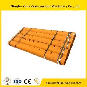Construction Machinery Parts for  Grader Engaging Tools front grader blade