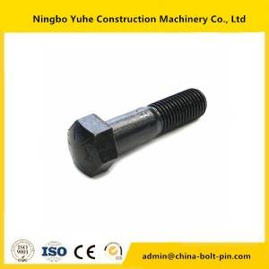New Arrival China Track Shoe Bolt And Nut For Excavator