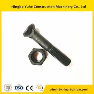 4F3665 Plow Bolt ,  for excavator parts