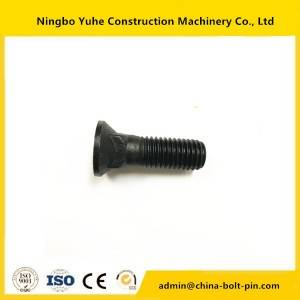 2019 Latest Design Inner Hexagon Socket Cup Head Screw Hex Left Hand Reverse Bolts Black 12.9 Grade