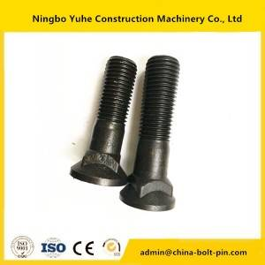 Discount wholesale Made In Taiwan Plow Bolt With Nut Customer Drawing