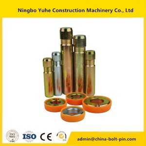 Reasonable price Track Shoe Bolt Nuts For Excavator