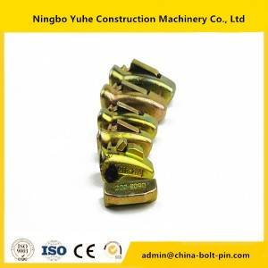 Special Design for Excavator/bulldozer Track Bolt Nut For Sale