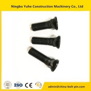 Factory best selling Through Bolt Liner Bolt Plow Bolt