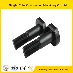 New Fashion Design for High quality bulldozer parts D355 segment group bolt and nut