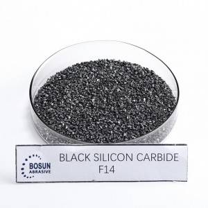Black Silicon Carbide F14