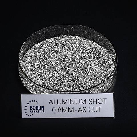 Aluminum Shot 0.8mm Featured Image