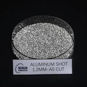 Aluminum Shot 1.2mm