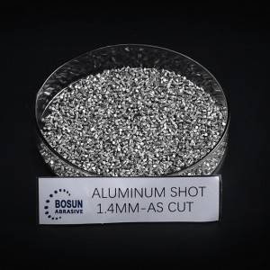 Aluminum Shot 1.4mm