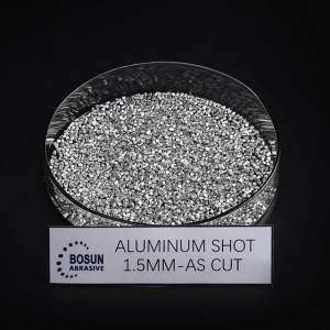 Aluminum Shot 1.5mm