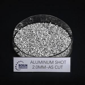 Aluminum Shot 2mm As cut