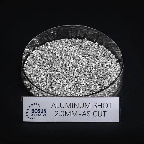 Aluminum Shot 2mm As cut Featured Image