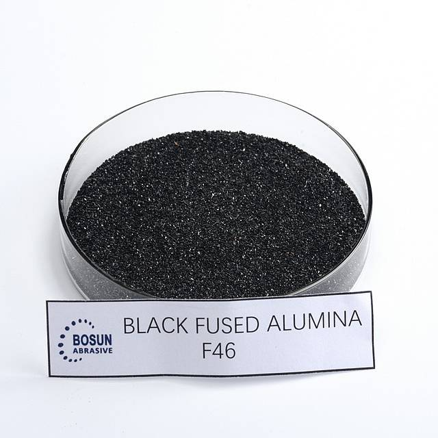 Black Fused Alumina F46 Featured Image