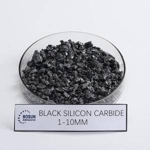 Black Silicon Carbide 1-10mm
