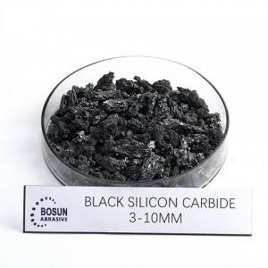 Black Silicon Carbide 3-10mm