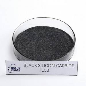Black Silicon Carbide F150