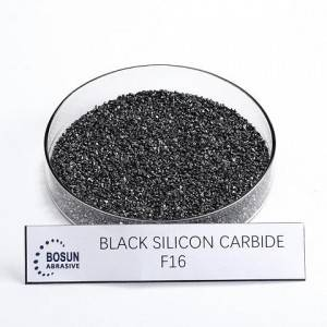 Black Silicon Carbide F16