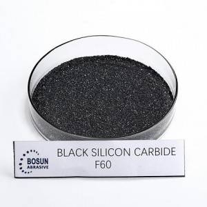 Black Silicon Carbide F60