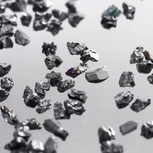 Sort Silicon Carbide