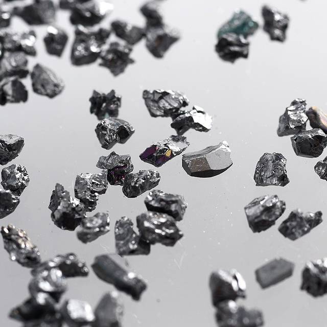 Sort Silicon Carbide Featured Billede