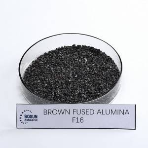 Brown Fused Alumina F16