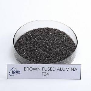 Brown Fused Alumina F24
