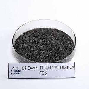 Brown Fused Alumina F36