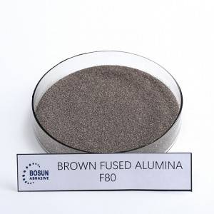 Brown Fused Alumina F80