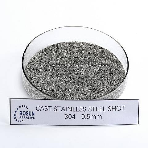 Cast Stainless Steel Shot 0.5mm Featured Image