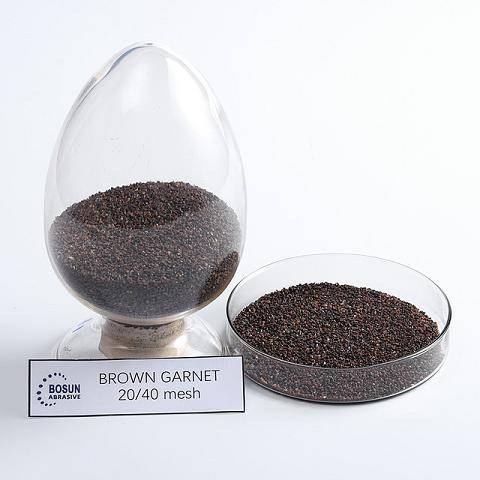 Brown Garnet 20/40 Mesh Featured Image