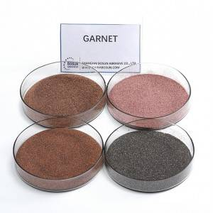 Global Industrial Garnet Market