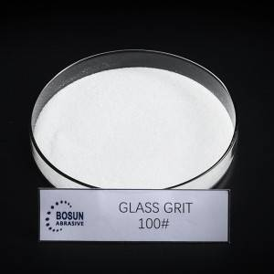 Glass Grit 100#