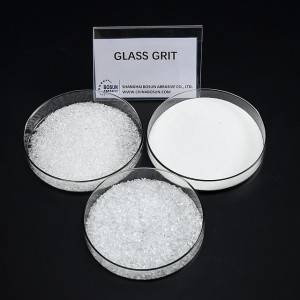 Glass Grit 0.3-1.25mm