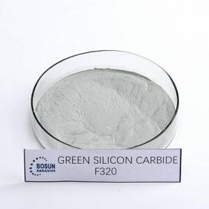 Green Silicon Carbide F320