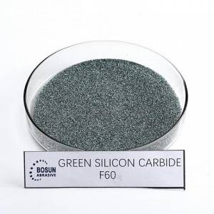 Green Silicon Carbide F60