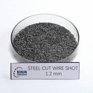 Steel Cut Wire Shot 1.2mm