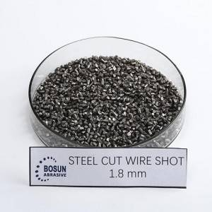 Steel Cut Wire Shot 1.8mm