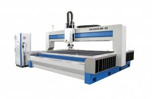 Water Jet Cutting System 5-axis