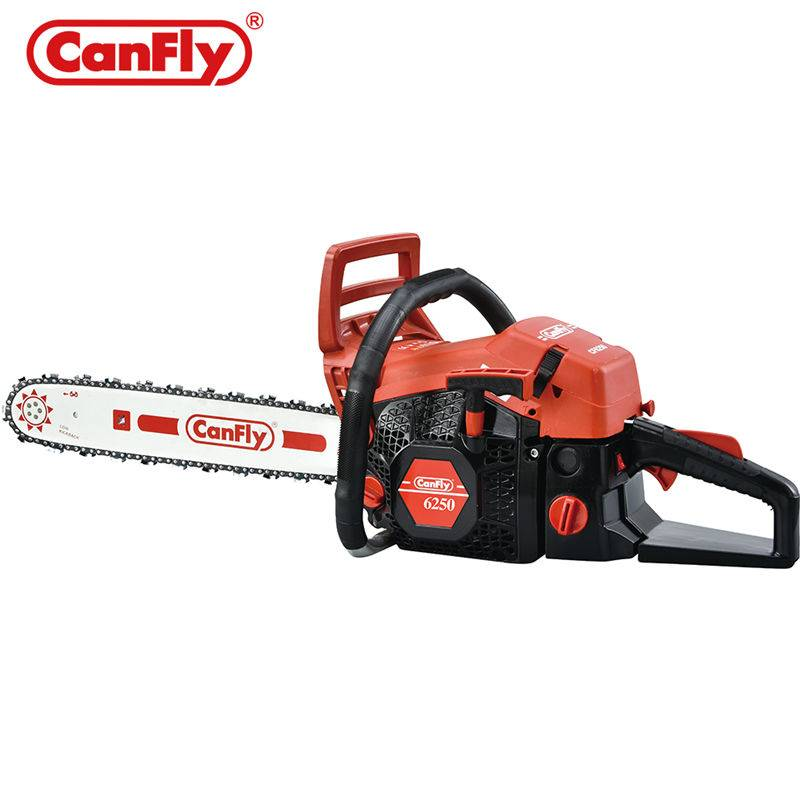 CANFLY 6250 Chain Saw High Quality 2.7KW Professional 62cc Gasoline Chainsaw